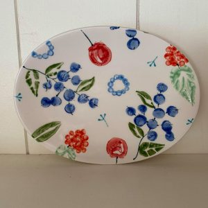 very berry soap dish
