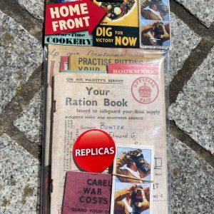 1940s Replica Packs