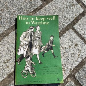 WW1/WW2 Booklets