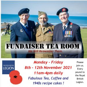 Tickets, Tea Rooms and Events